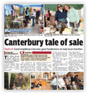 Canterbury tale of sale