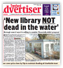 New library not dead in the water